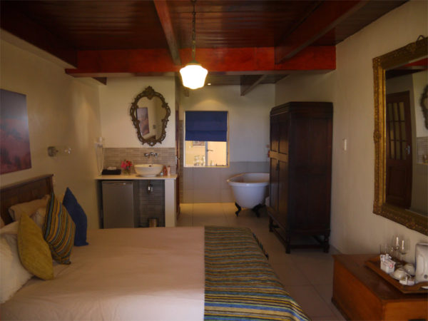 Oyster Lodge Accommodation - Suite