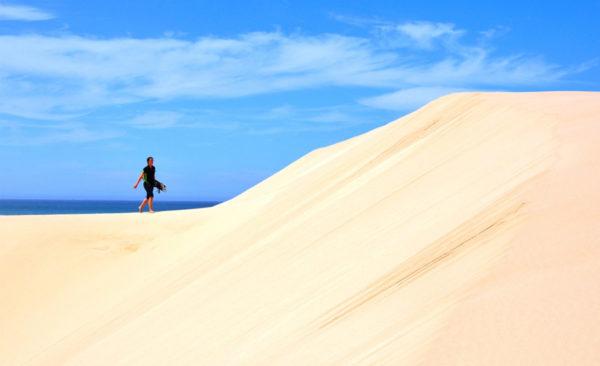 Dune Sand Boarding