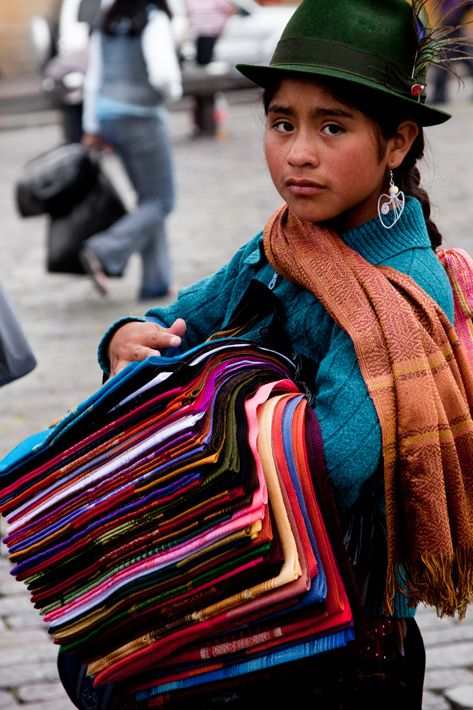 CM Travels | Quito | Traditional Hats