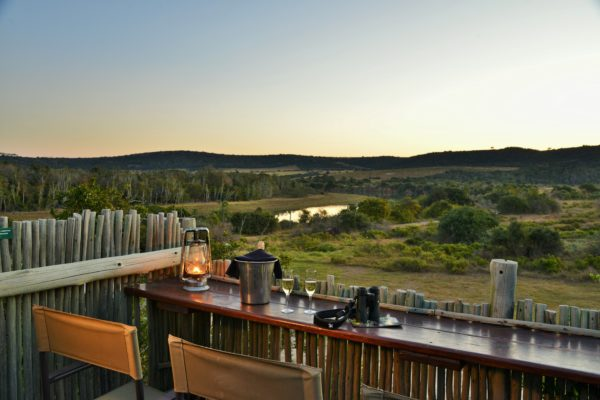 Sibuya River Lodge - View