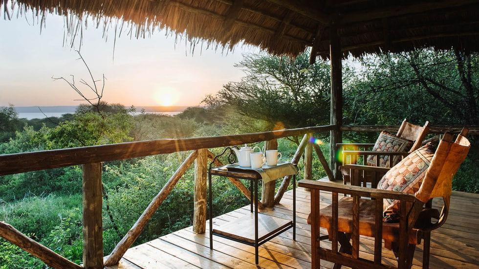 CM Travels | Tanzania | Sangaiwe Tented Lodge