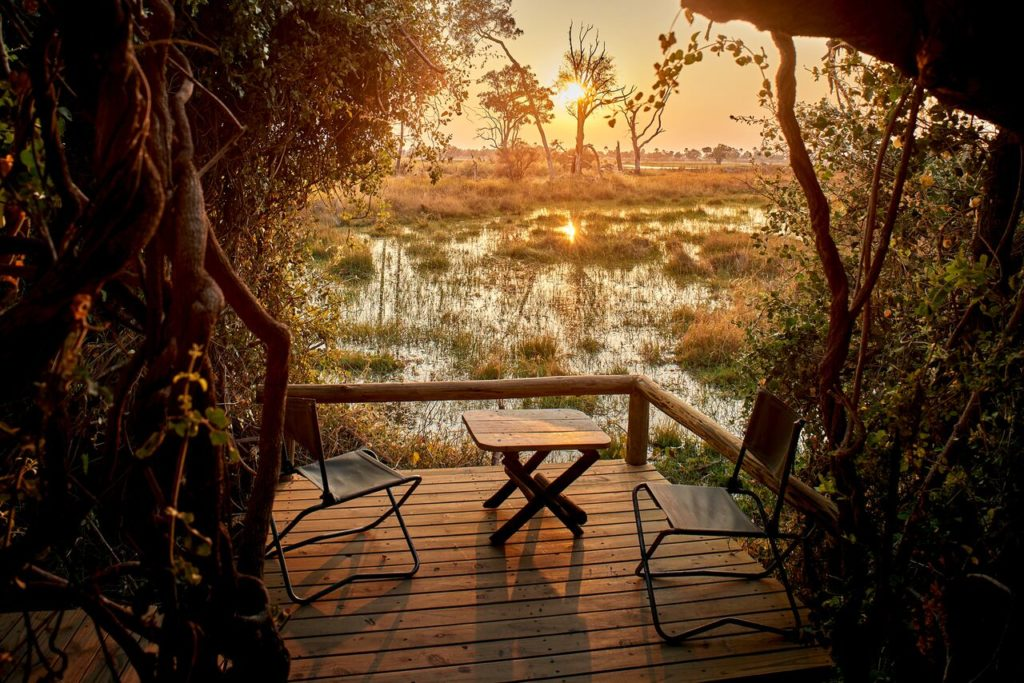 CM Travels   Oddballs Camp   Botswana