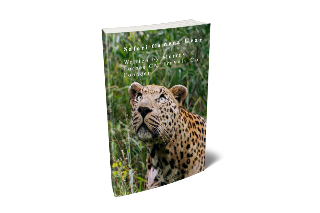 CM Travels | Cover for Ebook Free | Wildlife |